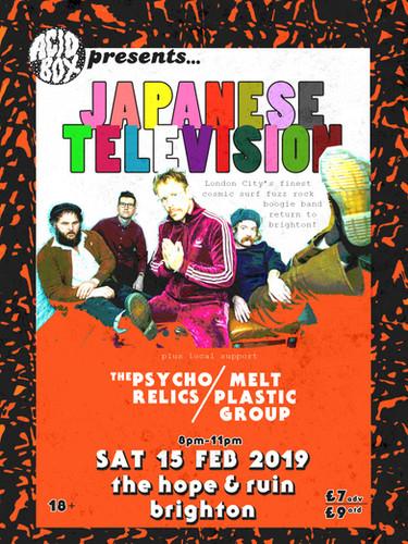 JAPANESE TELEVISION