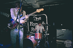 THE BLACK TAMBOURINES - HOPE & RUIN - 19.02
