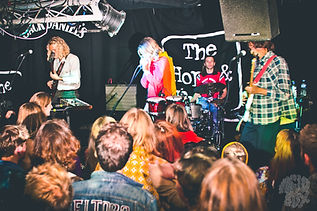 acid box presents promotions promoter the joker brighton jack daniels rocks nme spotify live music bands fallow deer london road devils disco concert show punk rock photo ollie thomas