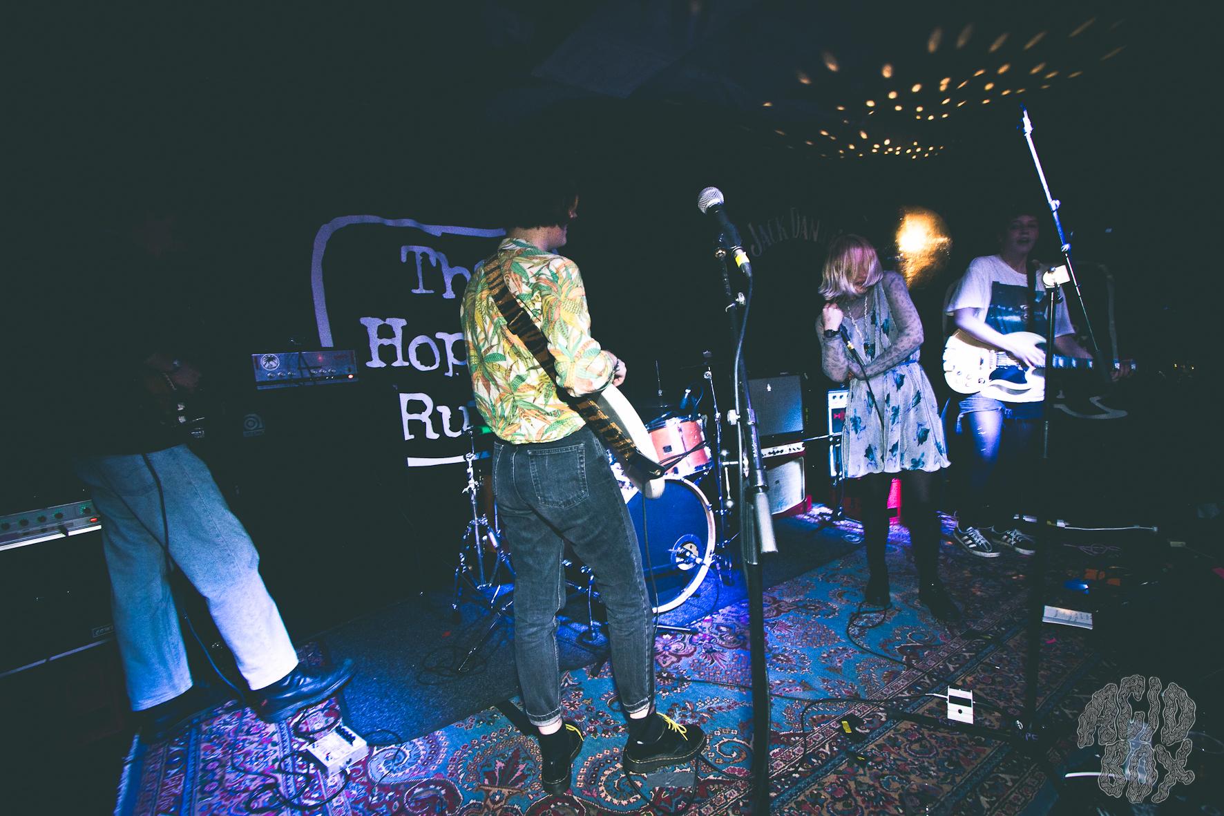 PORRIDGE RADIO & THE COSMIC SADNESS - HOPE & RUIN - 19.02