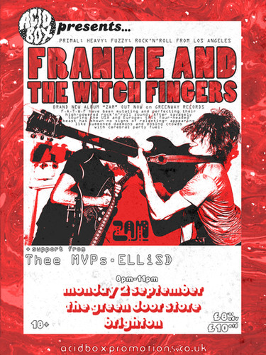 FRANKIE WITCH FINGERS 2019 POSTER.jpg