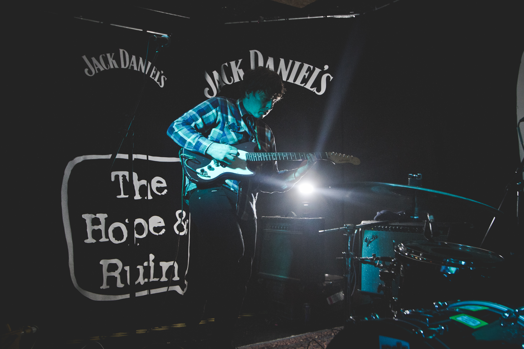 WOODEN INDIAN BURIAL GROUND - HOPE & RUIN - 15.03