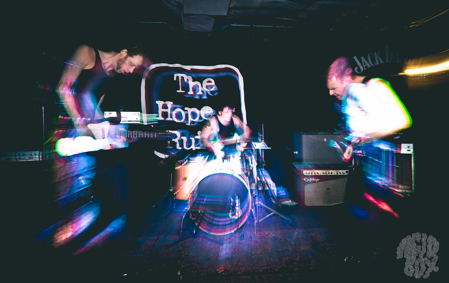 THE ANOMOLYS - HOPE & RUIN - 19.02