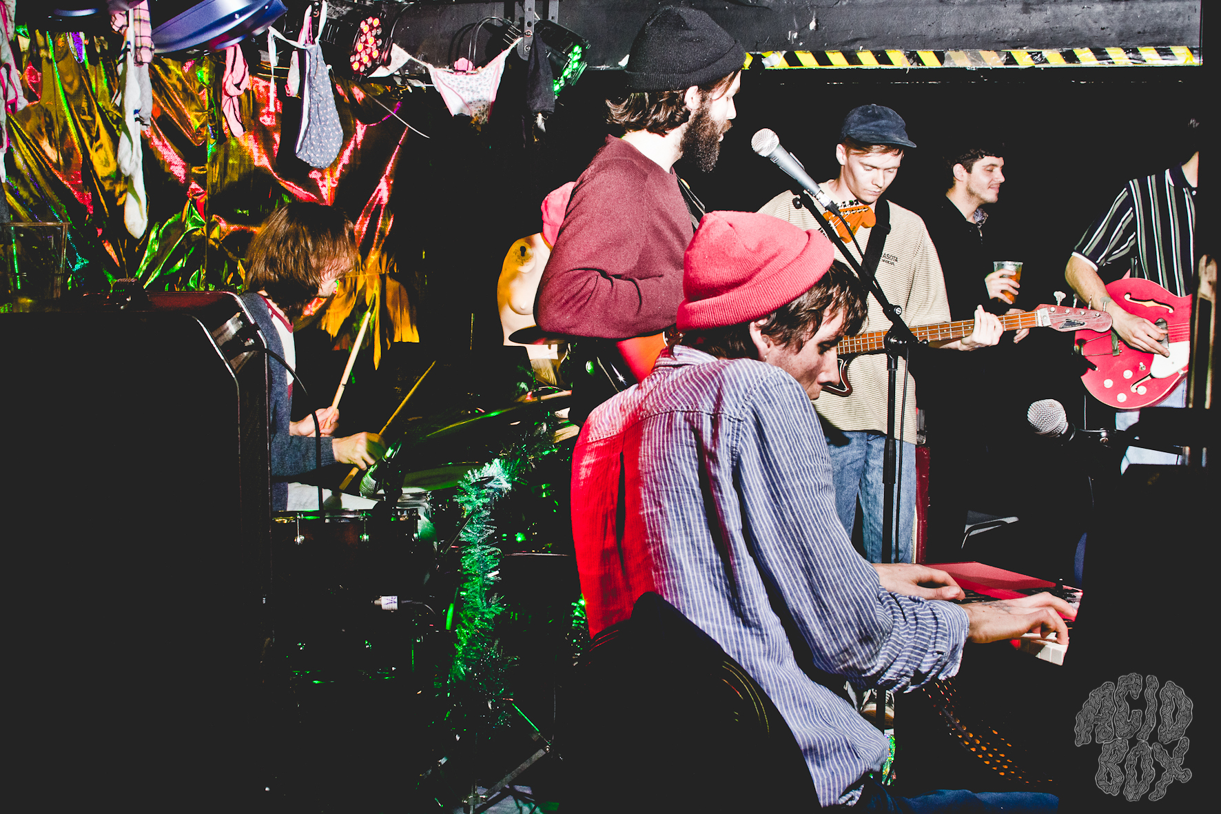 THE GOLDEN DREGS - SMFB XMAS PARTY - 18.12
