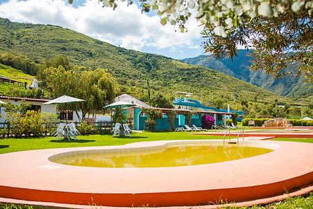 Aguas termales Hacienda Chachimbiro