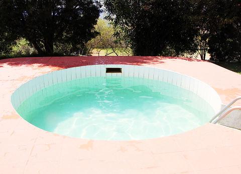 Piscina polar de Hacienda Chachimbiro