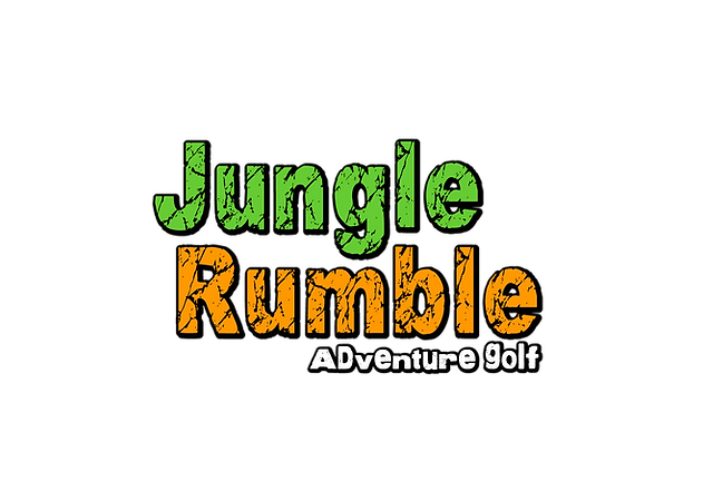 Golf, Jungle rumble adventure golf, mini golf, stag, hen, jungle golf