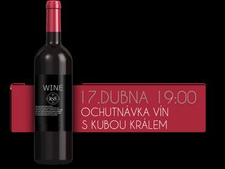 Ochutnávka vín se znalcem