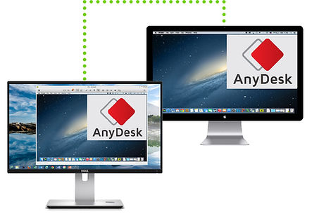 Anydesk remote access support from MDI
