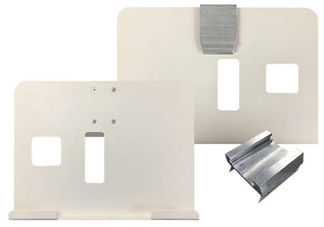 "Laptop Tray Assembly for 3"" SR-115 Portables"