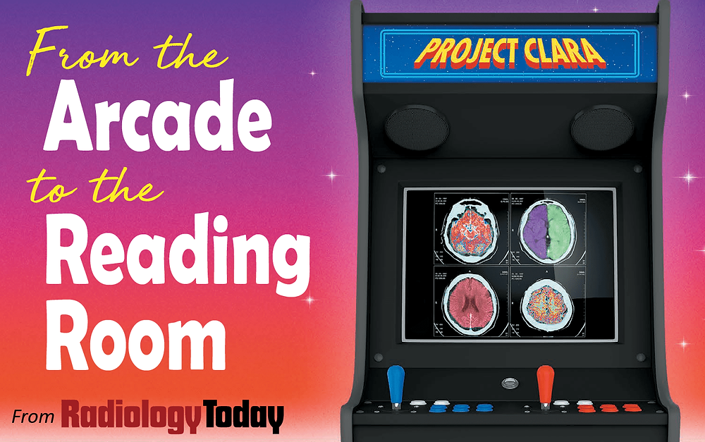 Arcade to Reading Room