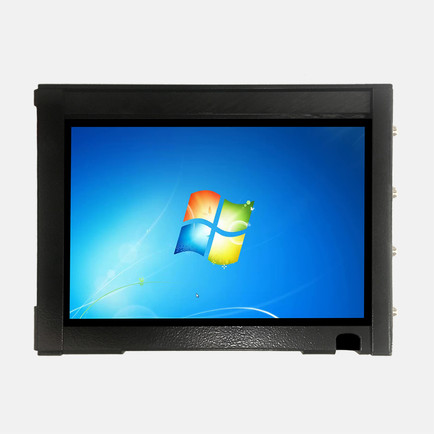 Tablet Enclosure with Tablet