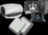 Caresream Vita Flex CR system with CR cassettes and laptop or desktop