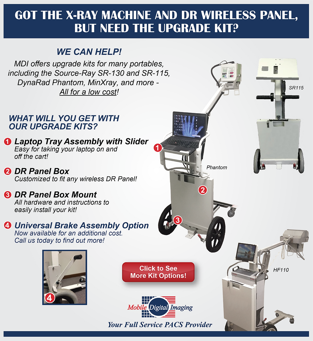 DR Upgrade Kits Email