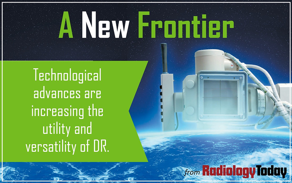 Technological Advances are increasing the utility of DR