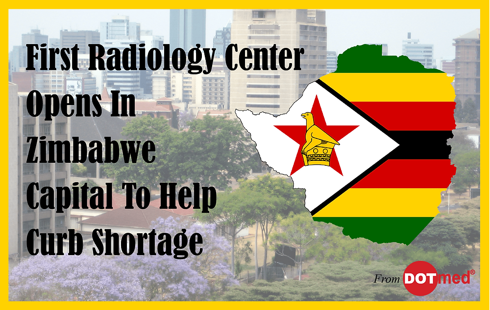 First Radiology Center in Harare Zimbabwe