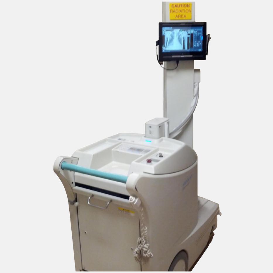 Shimadzu DR Upgrade Kit