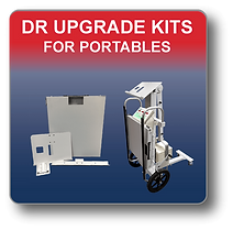 DR retrofits and DR upgrade kits for portable medical x-ray machines from Mobile Digital Imaging