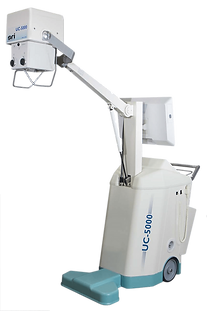 Source-Ray UC-5000 mobile x-ray system for Urgent cares and imaging centers