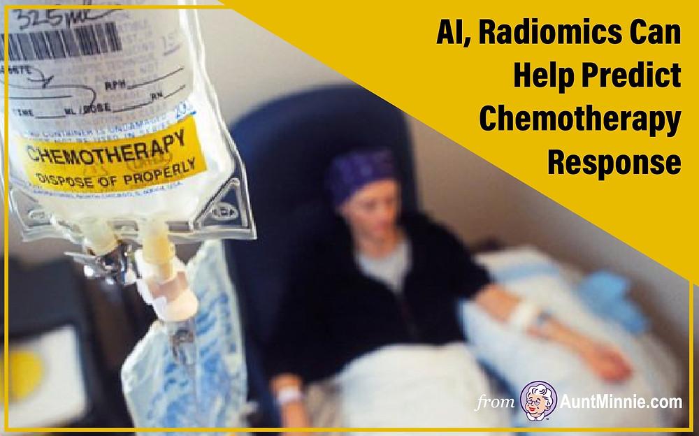 AI to help predict Chemo response