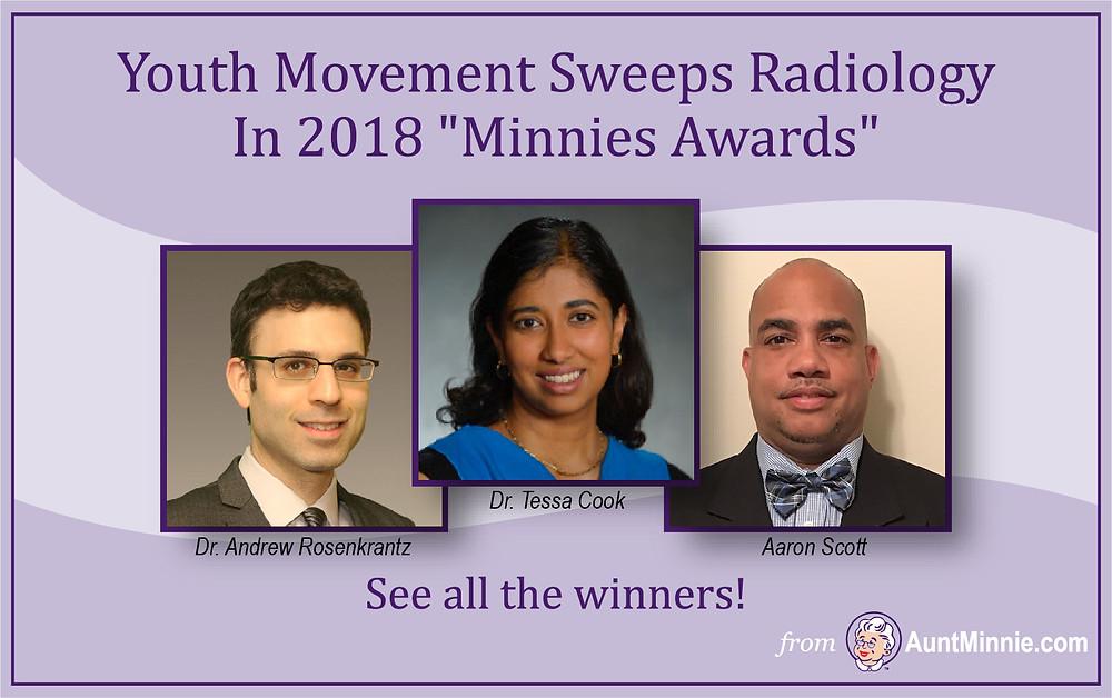 Minnies Awards Winners 2018