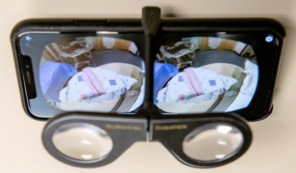 VR AR Glasses