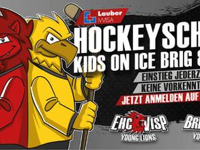 Kids-on-Ice: Jetzt anmelden!