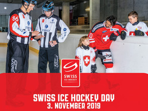 Swiss Ice Hockey Day in Visp