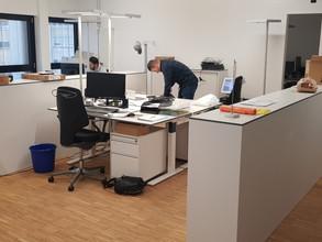 Neue Geschäftsstelle des EHC Visp