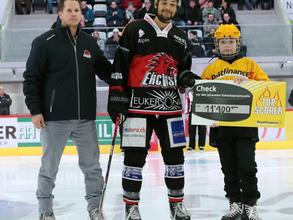Tore und Assists für unseren Eishockeynachwuchs