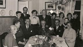 Släktkalas 1956