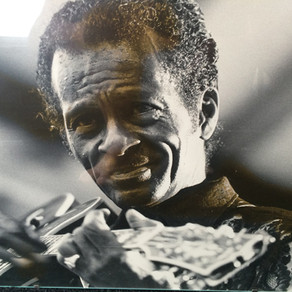 Chuck Berrys sista platta