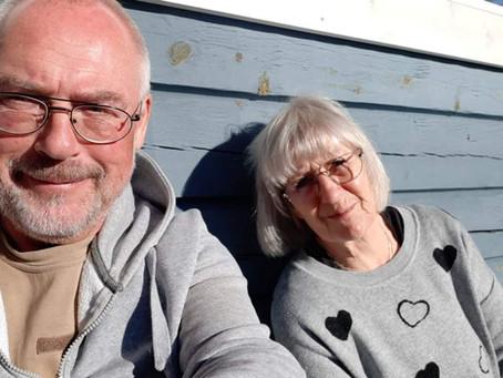 Vi väljer Sonfjällsbygden: stugägarna Knut och Sonja från Tyskland