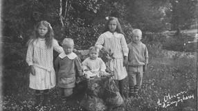 Barnen Frisk