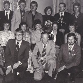 Klassåterträff 1970