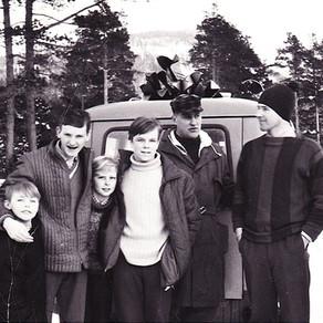 Backhoppare på 60-talet