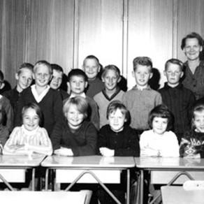 Hede skola 1963