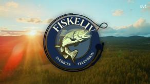 Härjedalsfiske uppmärksammas på TV