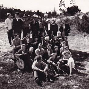 Skolresa 1956