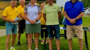 John knep första pris  i Torgny Mogren Cup 2021