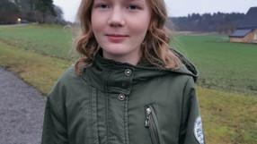 Grattis Nina till första priset i skrivtävlingen!