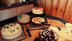 Morsdag & tårtbuffe hos Yhlva
