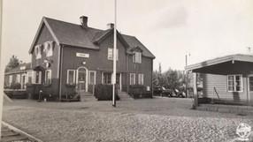 Hede Järnvägsstation