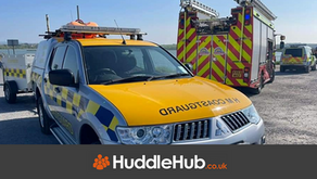 Emergency crews called to sinking vehicle in Cavendish Dock with person trapped inside