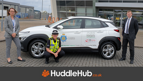 Car donated to help keep people safe in South Cumbria