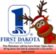 first dakota reindeer