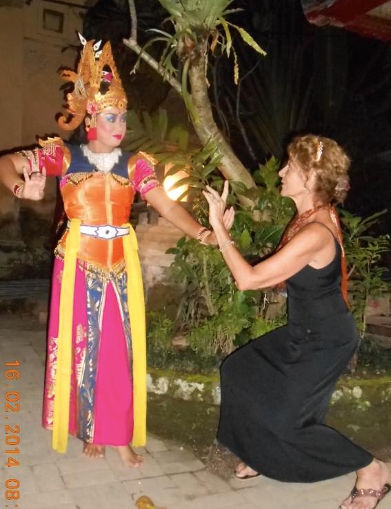 bali, traditional dance, sawah bali