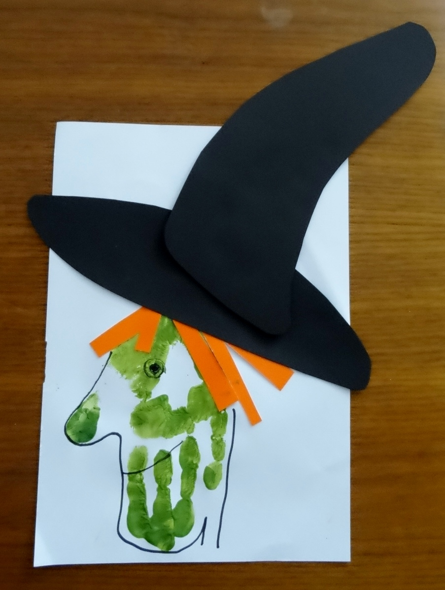 Room on the Broom; Halloween Squigglers @ Goose Green Community Hall