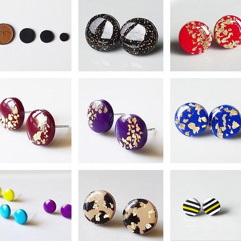 Clay Earrings Wholesale
