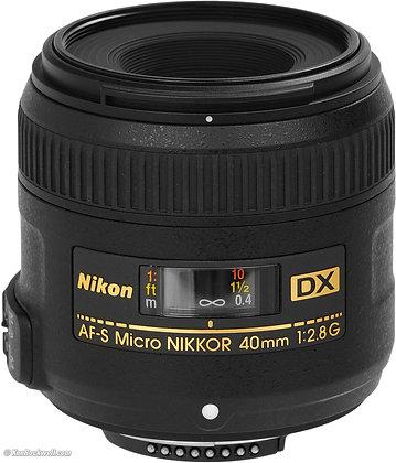 AF-S DX Micro 40mm F2.8 G